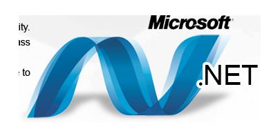 Microsoft .net icon