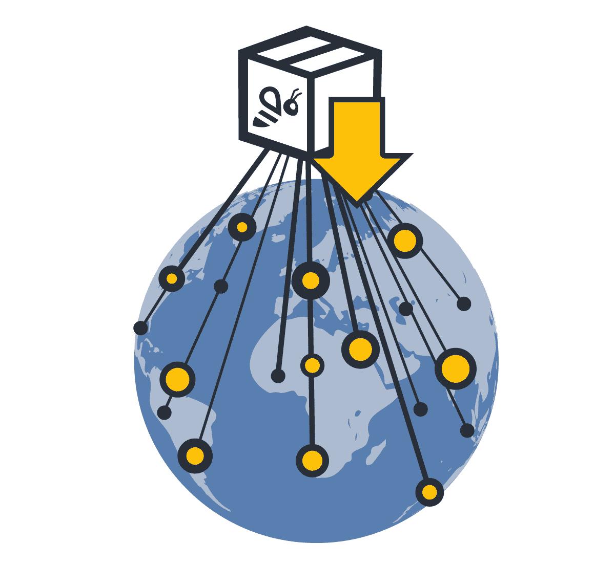WATS software distribution