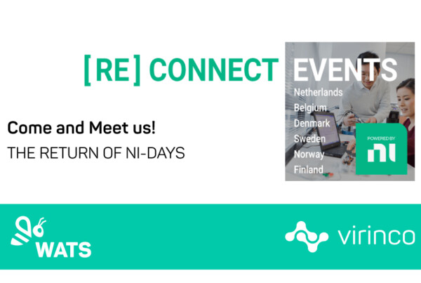 Meet the WATS team at ReConnect